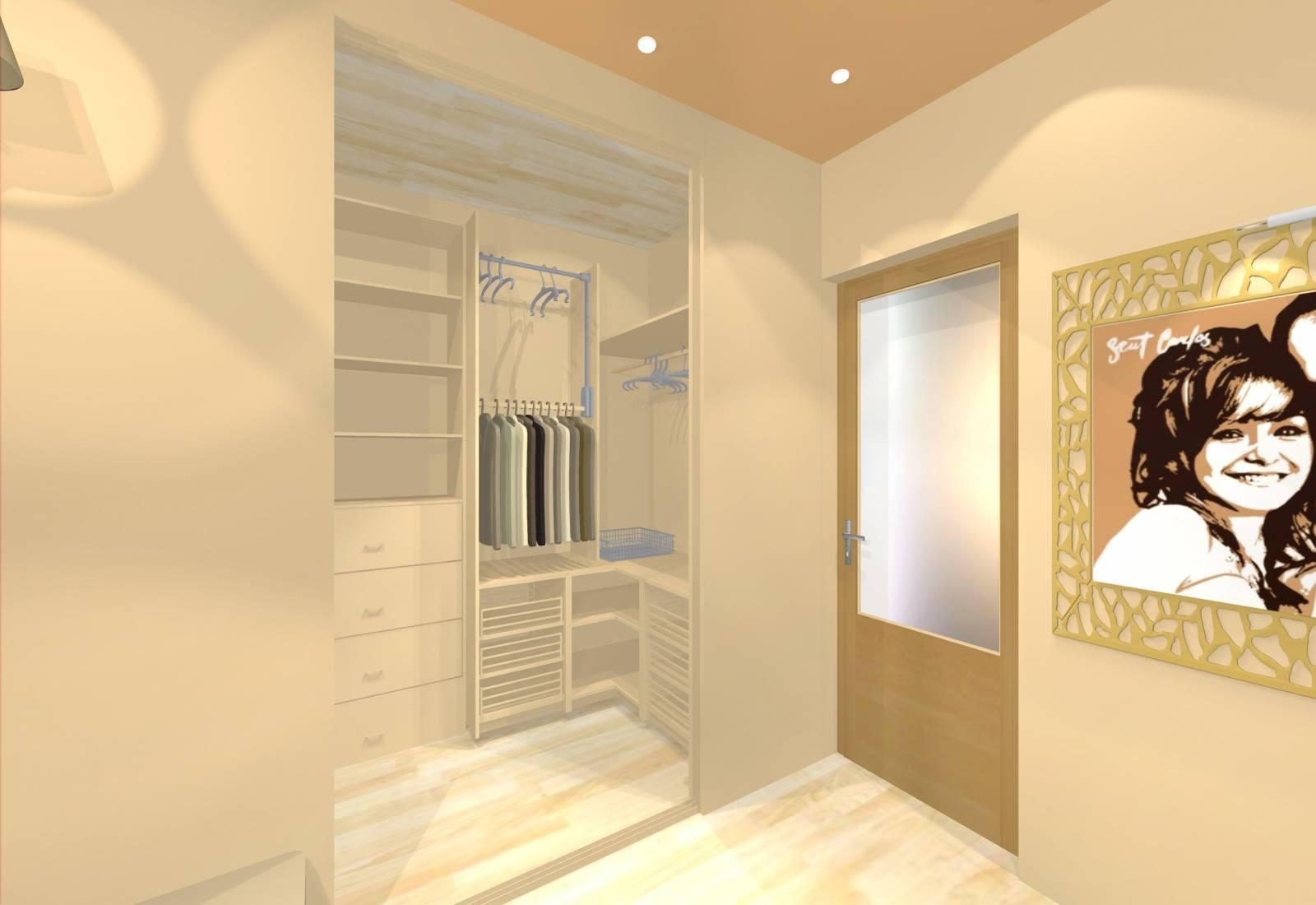 Фото дизайн коридора с гардеробной